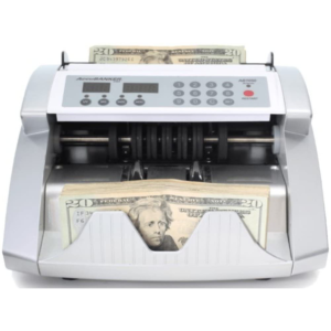 AccuBANKER 1050 - basic commercial bill counter machine
