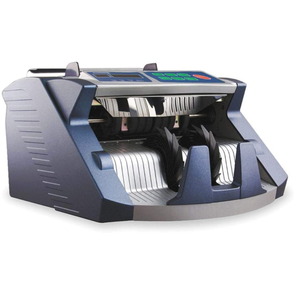 AccuBANKER 1100 - commercial bill counter