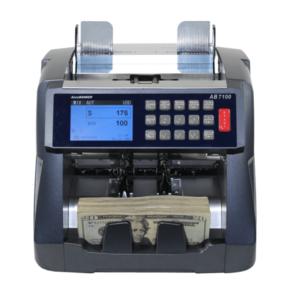 AccuBANKER 7100 -mixed bill value counter
