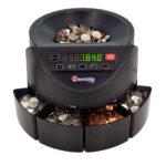 electronic coin sorter/counter