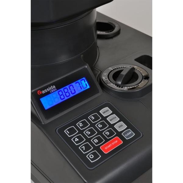 portable heavy-duty coin counter/off-sorter