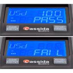Cassida Quattro – automatic counterfeit detector with advanced sensors