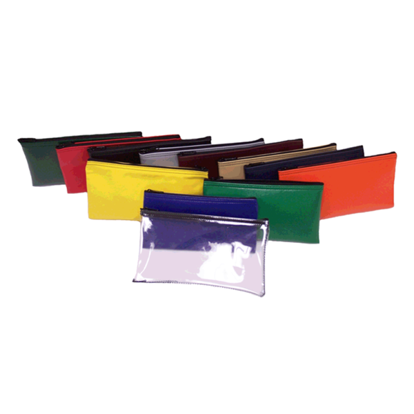 Check Wallets Assorted Custom Colors