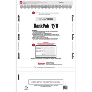 Dunbar BankPak 14x21