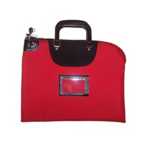 Fire-Resistant Locking Deposit Bag