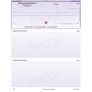 Sample Laser Voucher Checks