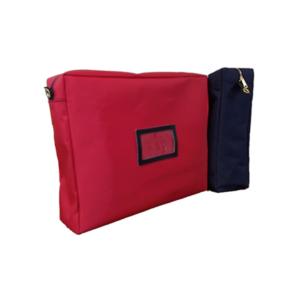 Gusseted Transit Bag