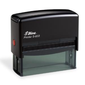 Shiny S833 Five-Line Endorsement Stamp