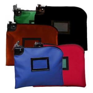 Locking Night Deposit Bag (stocked colors)