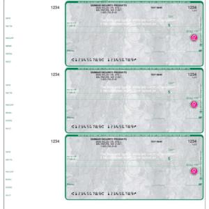 Laser Wallet Checks