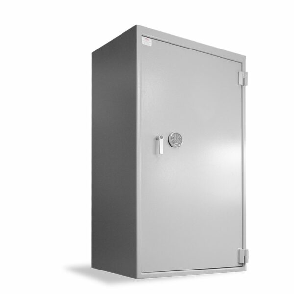 """Heavy-Duty Inventory Safe (66""""H X 37""""W X 27""""D) - Closed"""